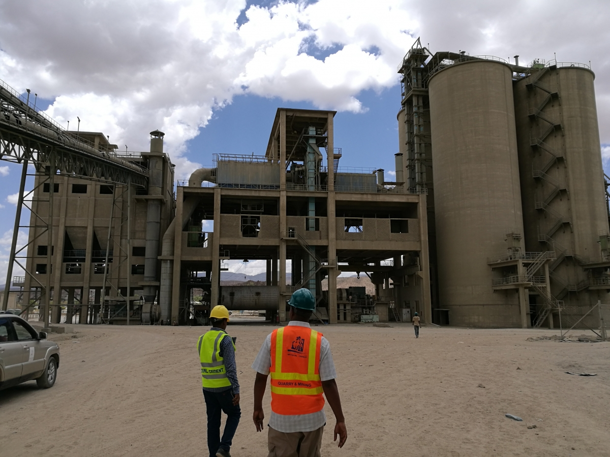National Cement Share Company, Dire Dawa (ET)