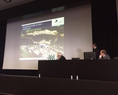 Presentation at Leoben