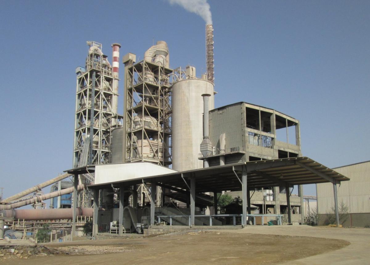 Messebo Cement Factory, Mekele (ET)