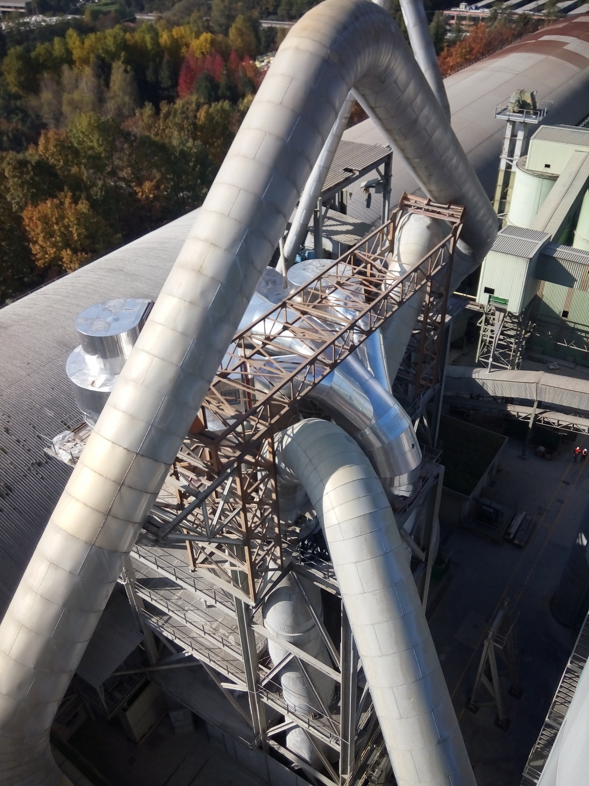A TEC optimiert Anlagen bei Lafarge-Holcim
