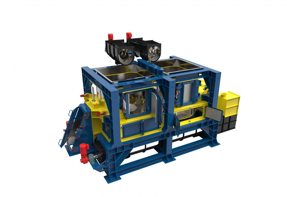 Rocket Mill senkt Kosten für Brennstoffaufbereitung