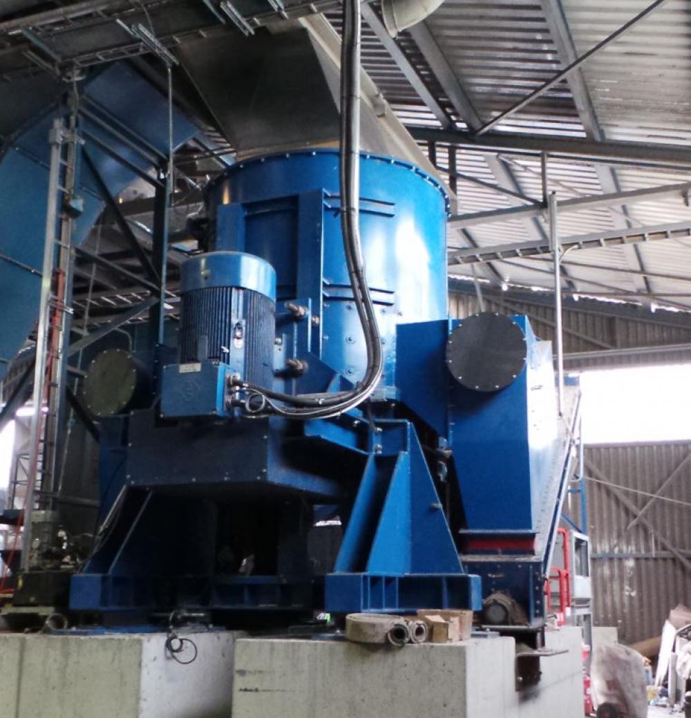 The Rocket Mill